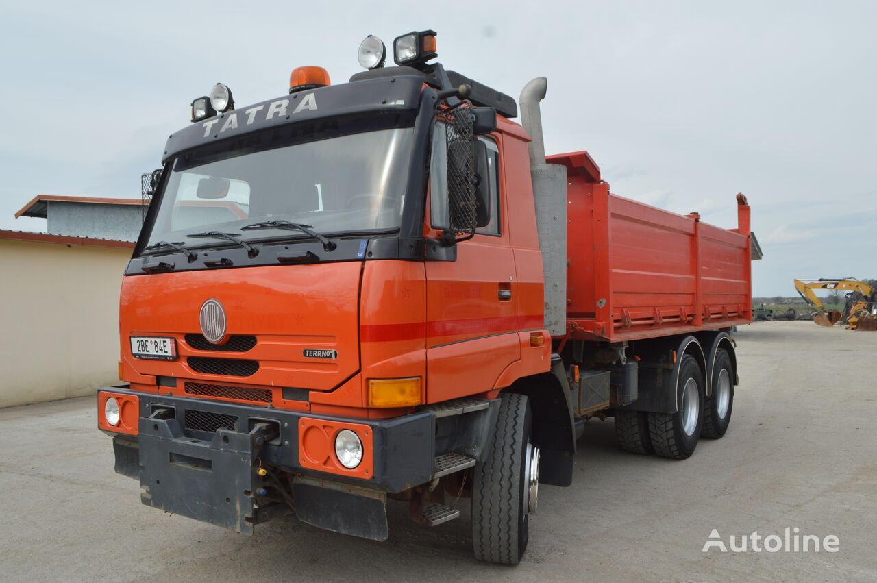TATRA 815  dump truck