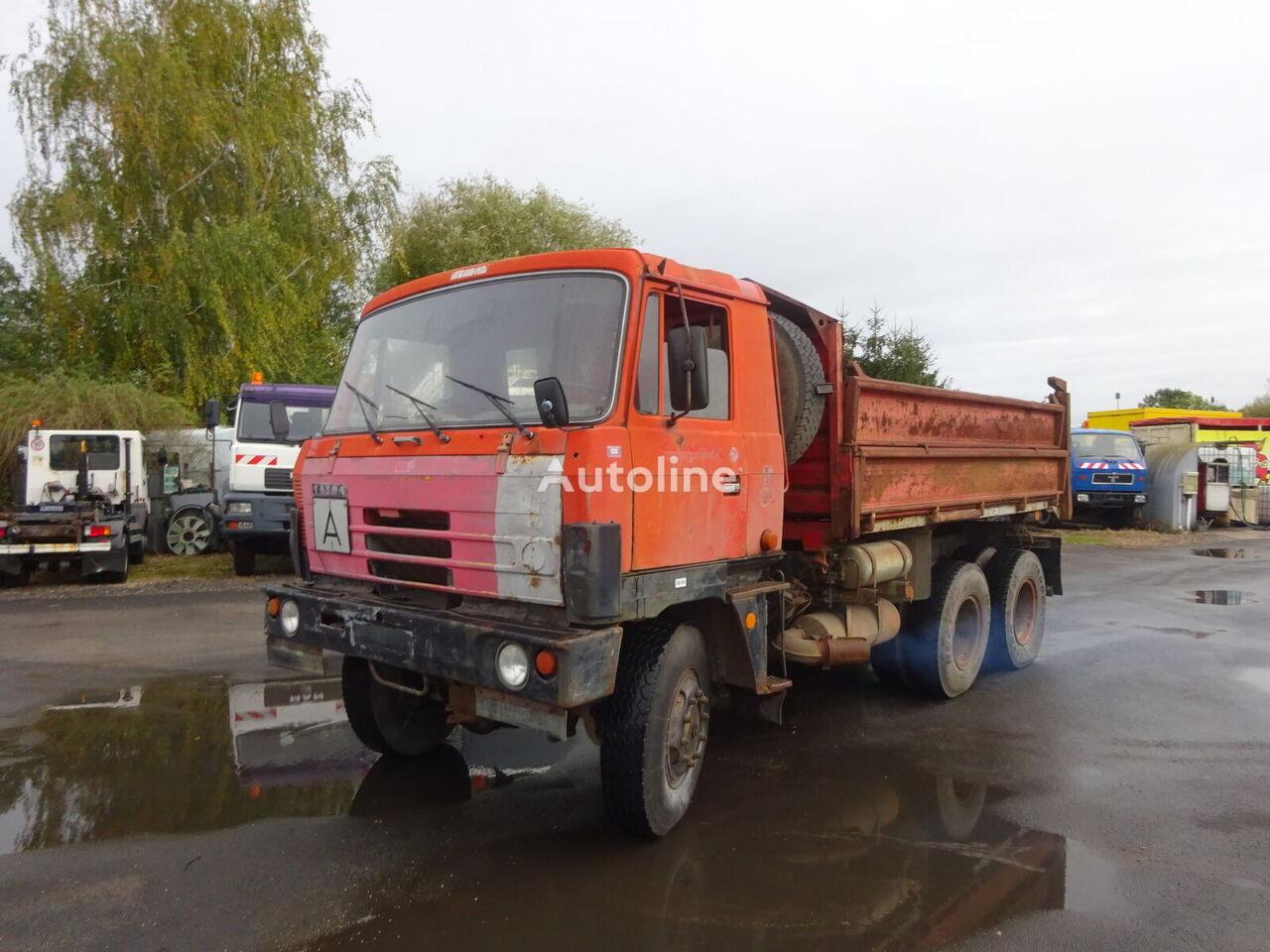 TATRA 815 S3  dump truck