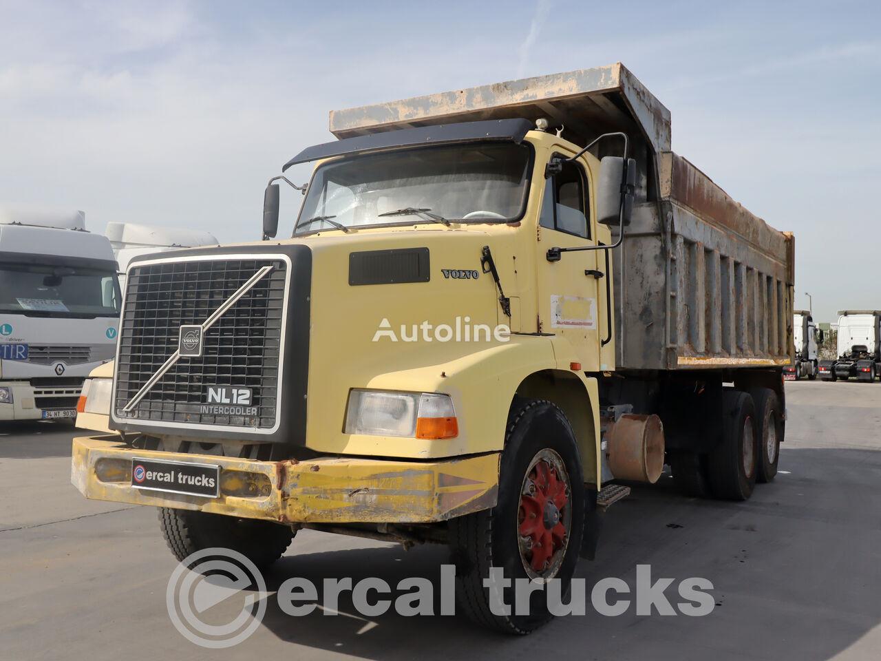 VOLVO 1998 NL 12 6X4 HARDOX TIPPER dump truck