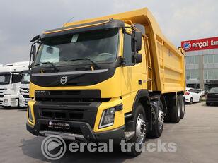 VOLVO 2015 FMX 460 AC E5- 8X4- 70 TONS! BIG WHEELS - 15 UNITS  dump truck