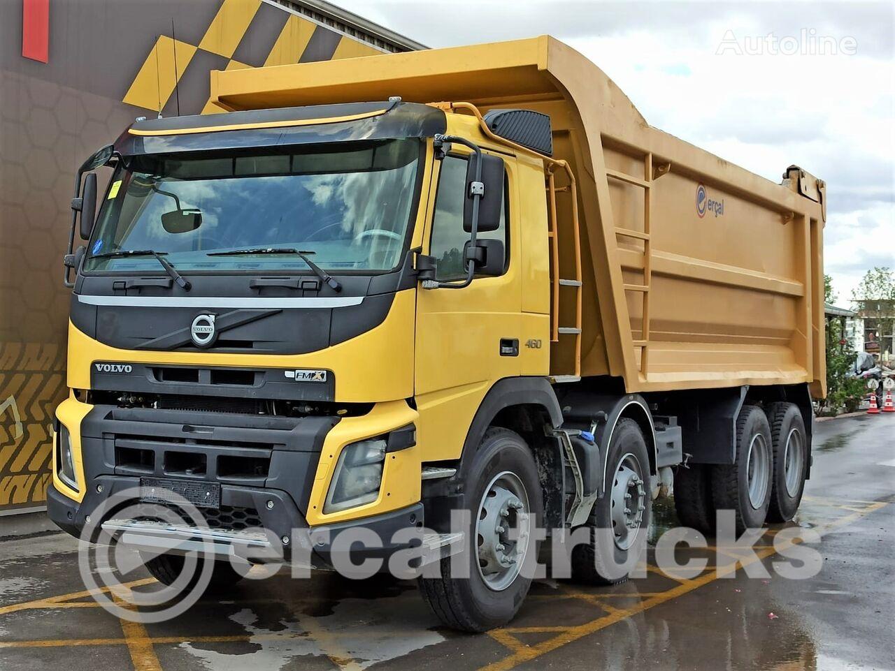 VOLVO 2015  FMX 460 ACE5- 8X4- 70 TONS! BIG WHEELS 15 PCS dump truck