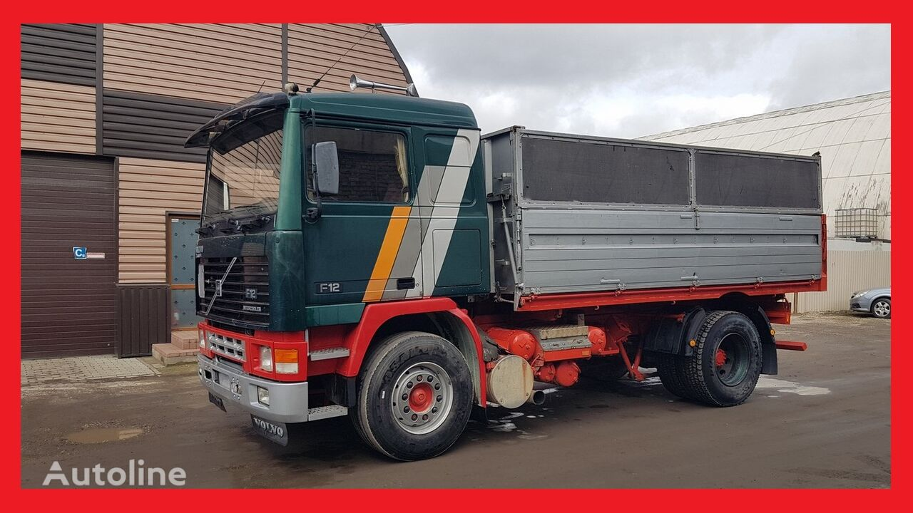 VOLVO F 12  400 dump truck