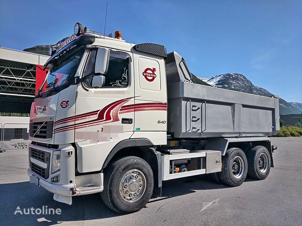 VOLVO  FH 540 6x4 *Retarder*Kipper*Euro 5*New TUV* dump truck