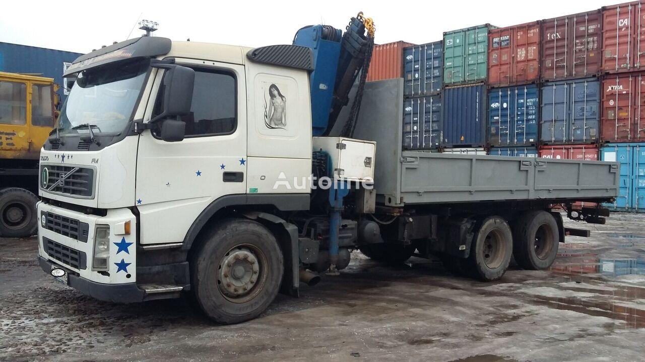 VOLVO FM dump truck