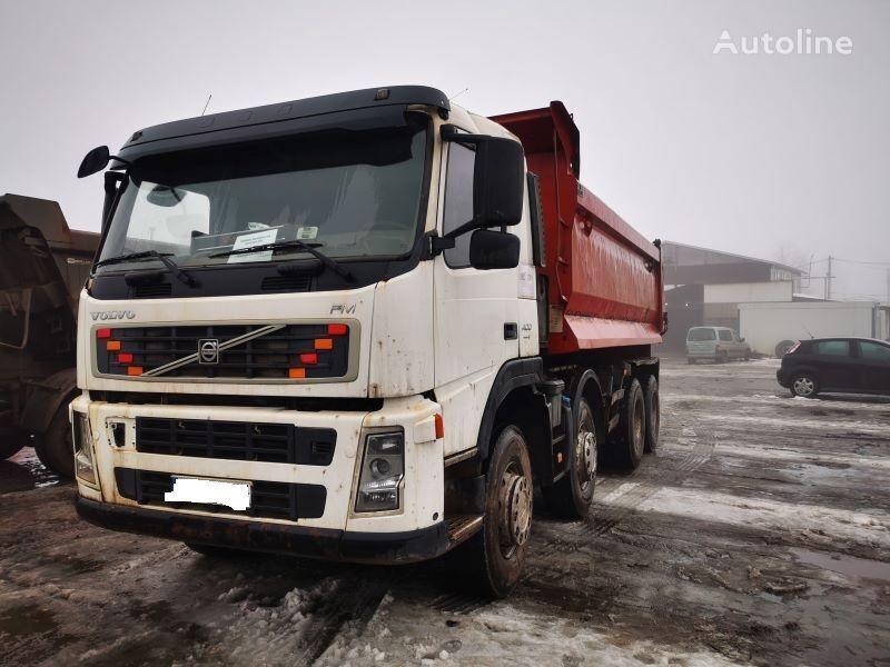 VOLVO FM 400  8X4 dump truck