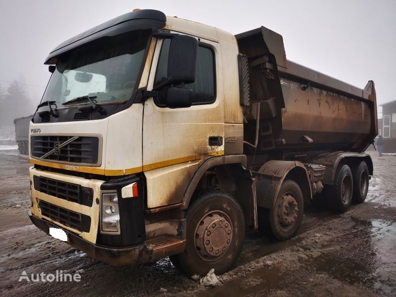 VOLVO FM 420    dump truck