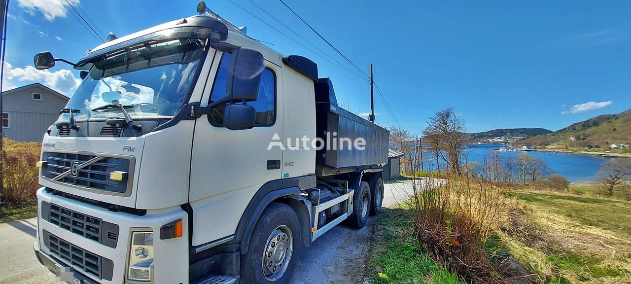 VOLVO FM 440 6x4 *Kipper*Euro 3 dump truck