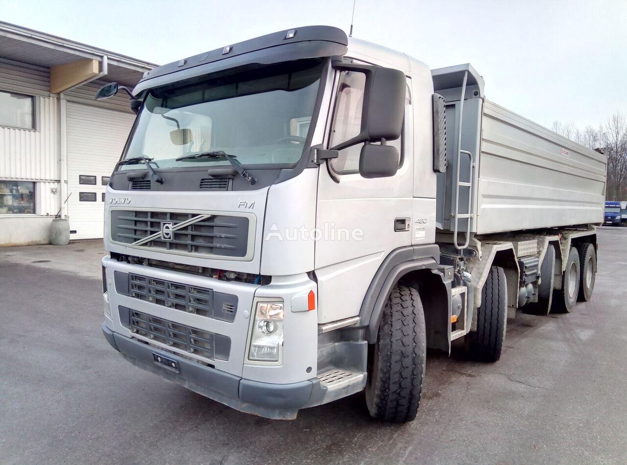 VOLVO FM 480 dump truck