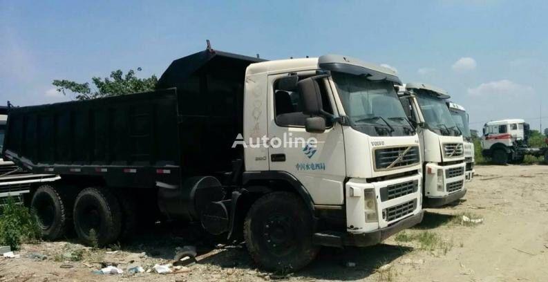 VOLVO FM12 380 dump truck