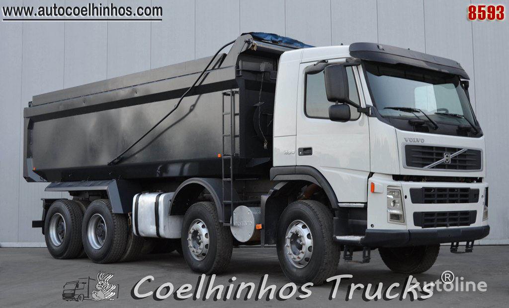 VOLVO FM13  dump truck