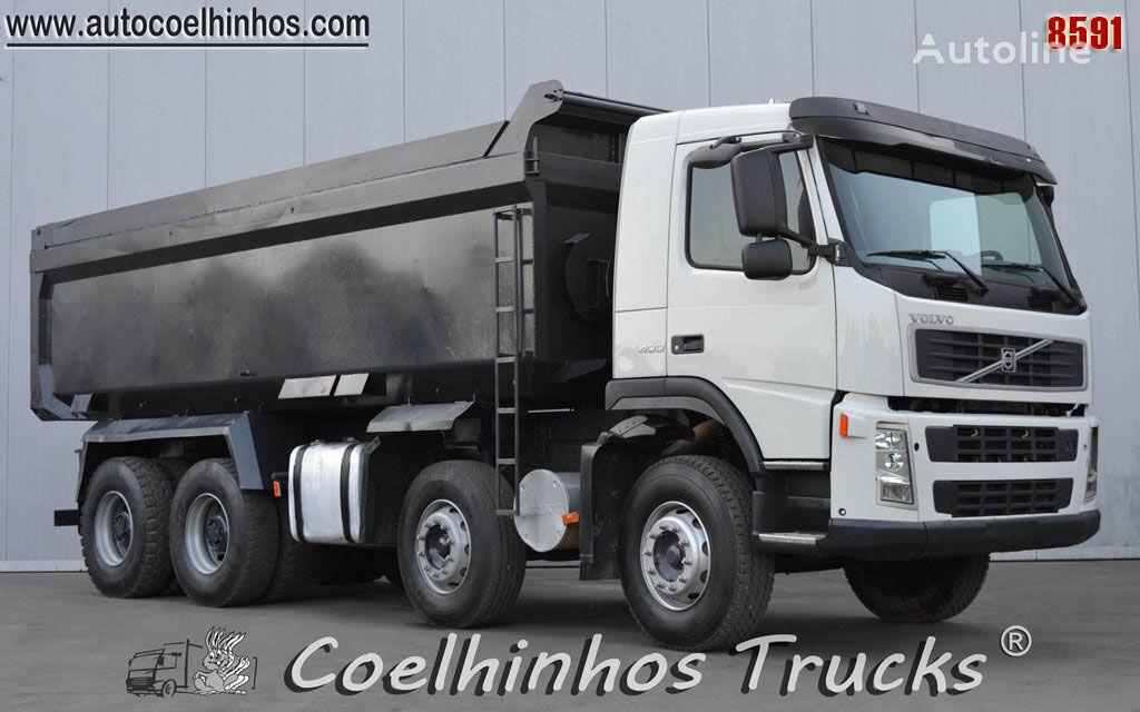 VOLVO FM13 400 dump truck