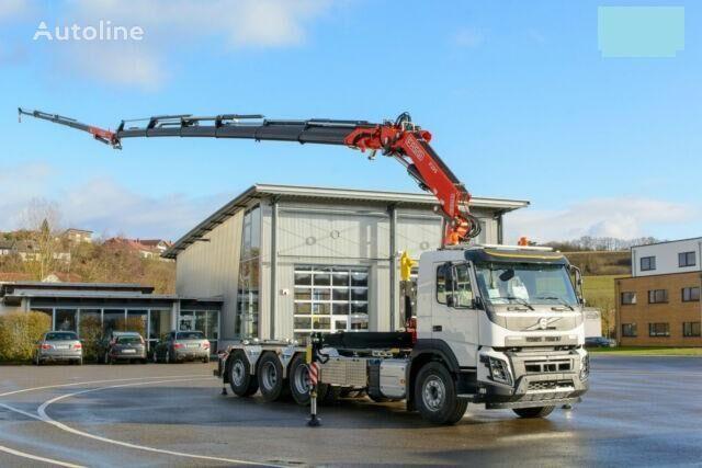 VOLVO FMX 460 dump truck