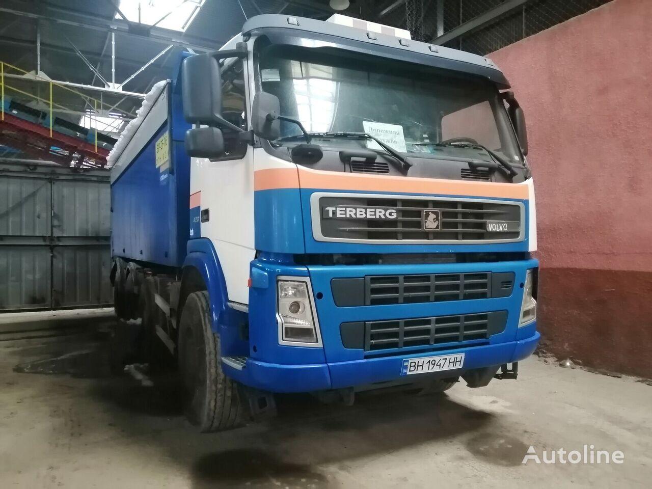VOLVO Terberg dump truck
