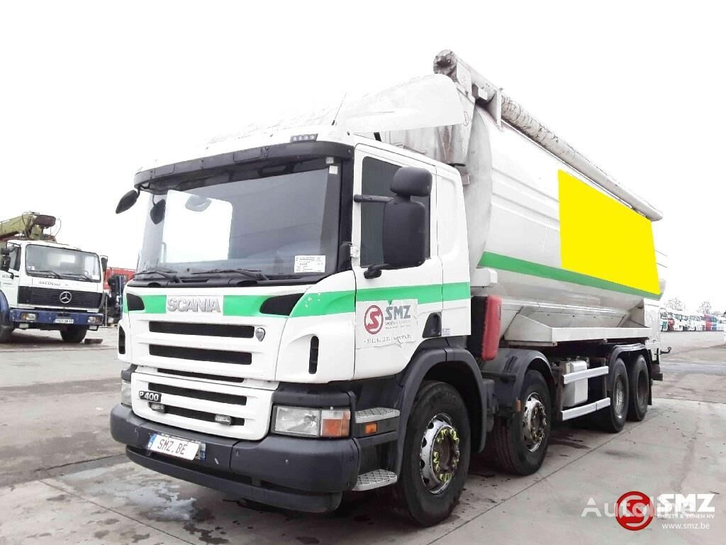 SCANIA P 400 ecovrac/ viefutter/ animal foodcg francais feed truck