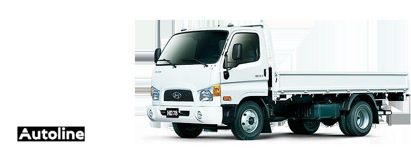 new HYUNDAI HD78 4WD flatbed truck