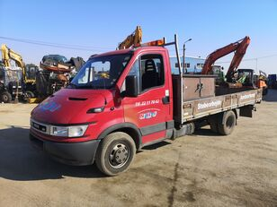 IVECO 35C13 flatbed truck