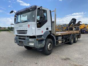 IVECO TRAKKER 310 flatbed truck