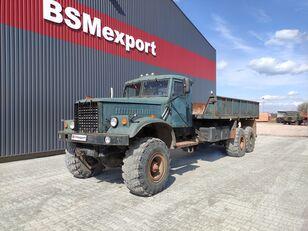 KRAZ 255 B, 6x6 flatbed truck