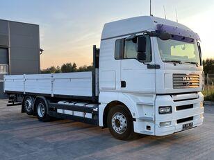MAN TGA 26.430 / Retarder /Skrzyniowy / 6x2 / Standard / Manual  flatbed truck