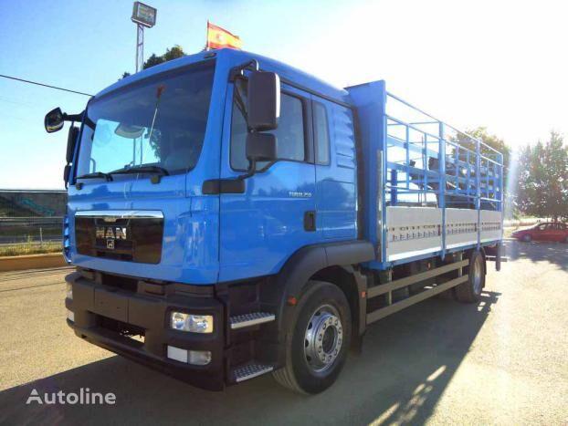 MAN TGM 18 280 flatbed truck