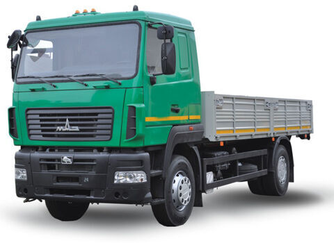 MAZ 5340V5-8420-005  flatbed truck