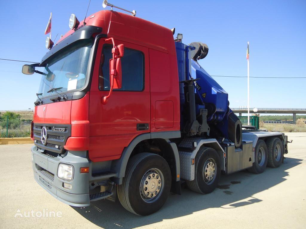 MERCEDES-BENZ ACTROS 41 51 flatbed truck