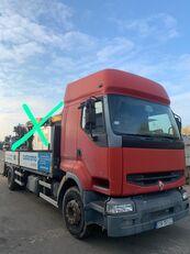 RENAULT PREMIUM 385 GEARBOX B18 CRANE ATLAS AK 80.1 flatbed truck