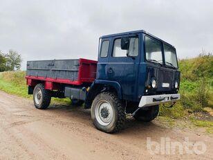 SCANIA TGB 30 flatbed truck