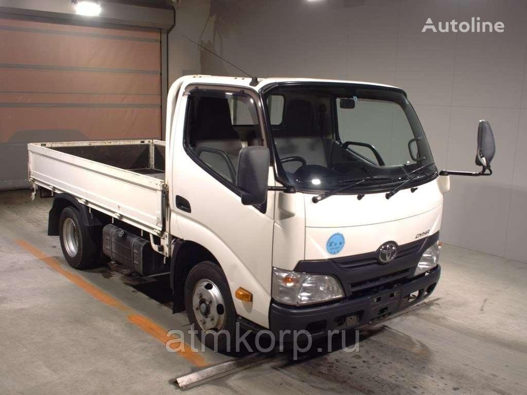 TOYOTA DYNA  flatbed truck