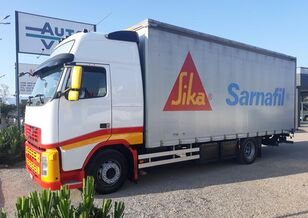 VOLVO FH 400  flatbed truck