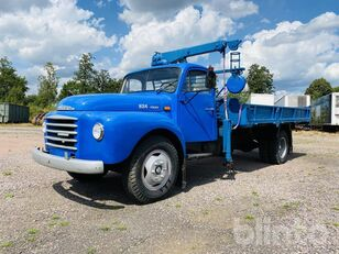 VOLVO N84 flatbed truck