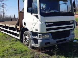 DAF CF65.220 flatbed truck
