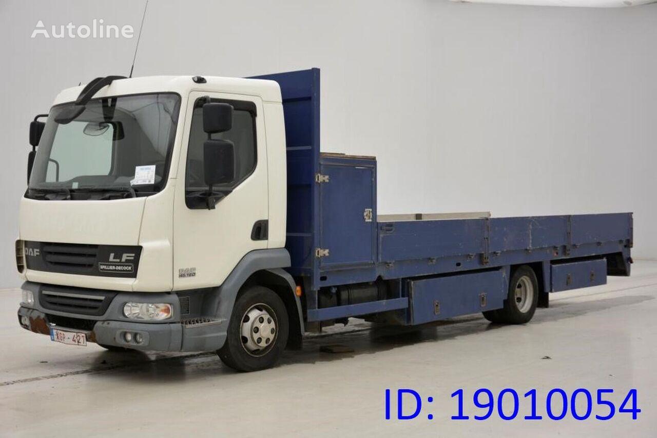 DAF LF45.160 flatbed truck