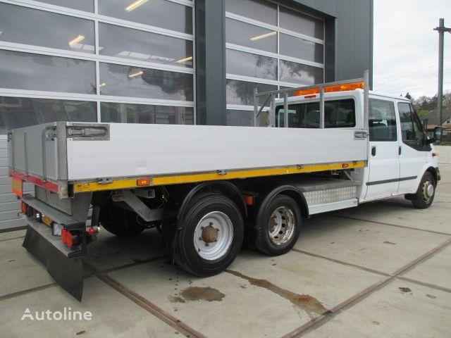 FORD BARENTS Veldhuizen 5500-F Flexliner / Clixtar BE Oplegger flatbed truck