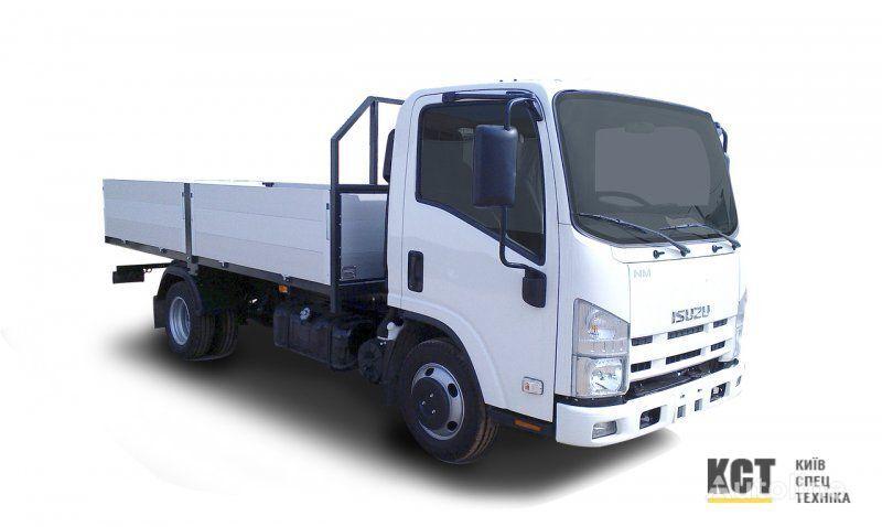 ISUZU NMR85H flatbed truck
