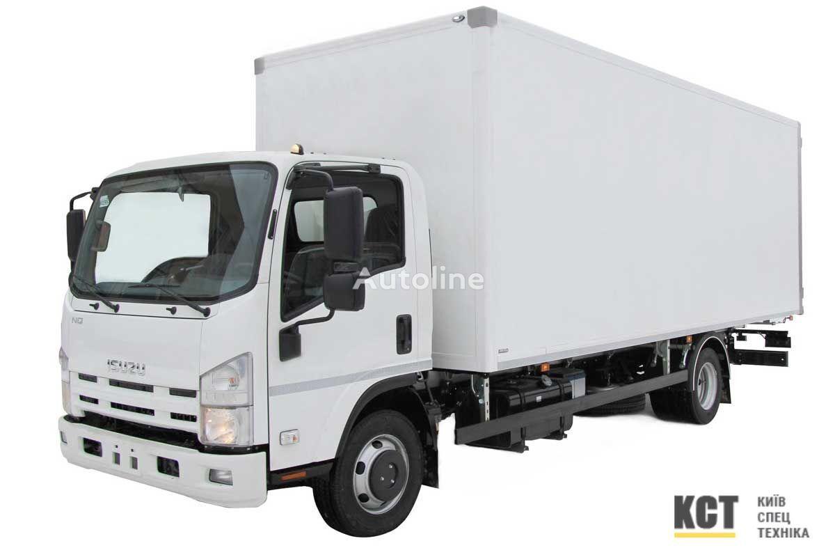 ISUZU NQR90L-M flatbed truck
