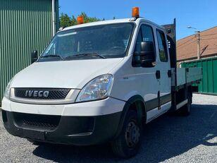 IVECO Daily 40 C 15 DOKA Platós flatbed truck