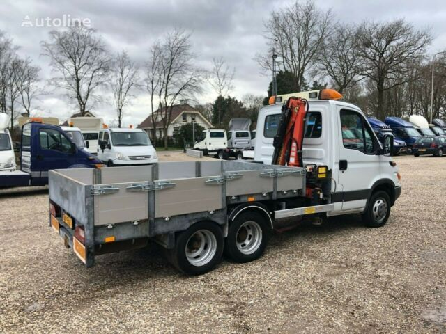 IVECO Daily 40C13 Clixtar mini sattelzug 7490 kg flatbed truck