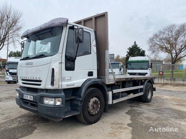 IVECO EUROCARGO ML180E28 flatbed truck