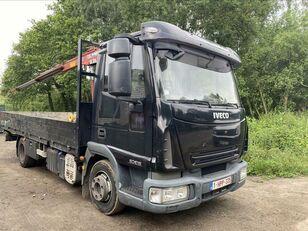 IVECO Eurocargo 80 E 18 Darus flatbed truck