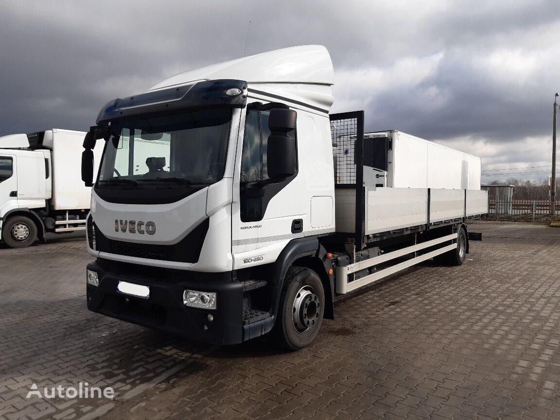IVECO ML 160E25 Eurocargo flatbed truck