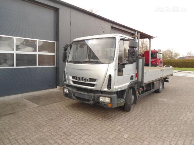 IVECO ML80E18 flatbed truck