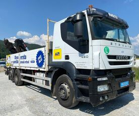 IVECO Stralis 450 flatbed truck