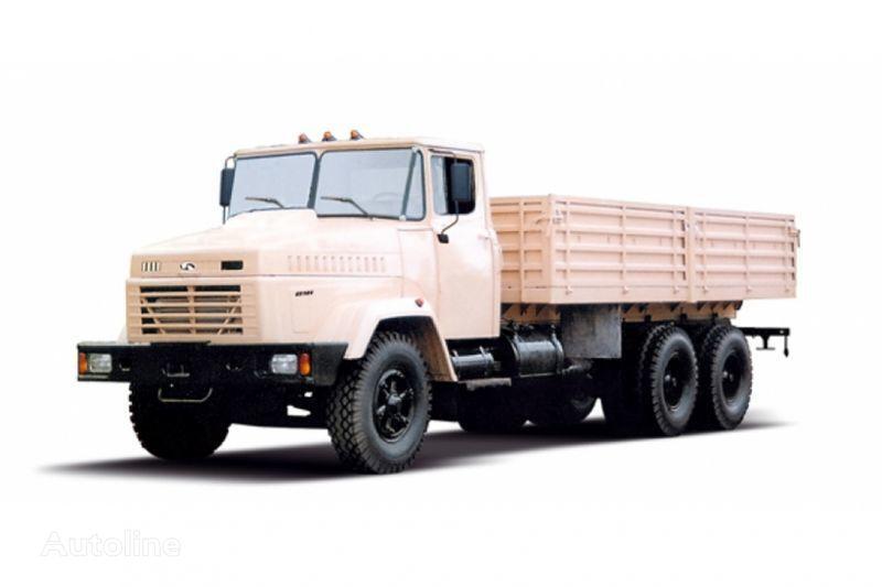 KRAZ 65101 flatbed truck