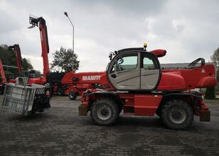 MANITOU MRT 2540 flatbed truck