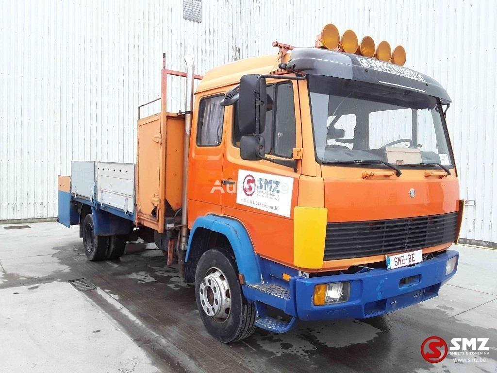 MERCEDES-BENZ 1317 flatbed truck