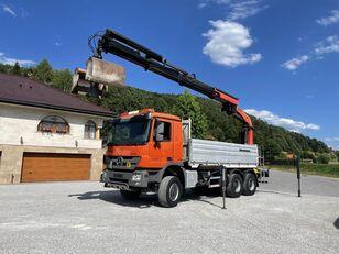MERCEDES-BENZ ACTROS 3346 EEV  flatbed truck