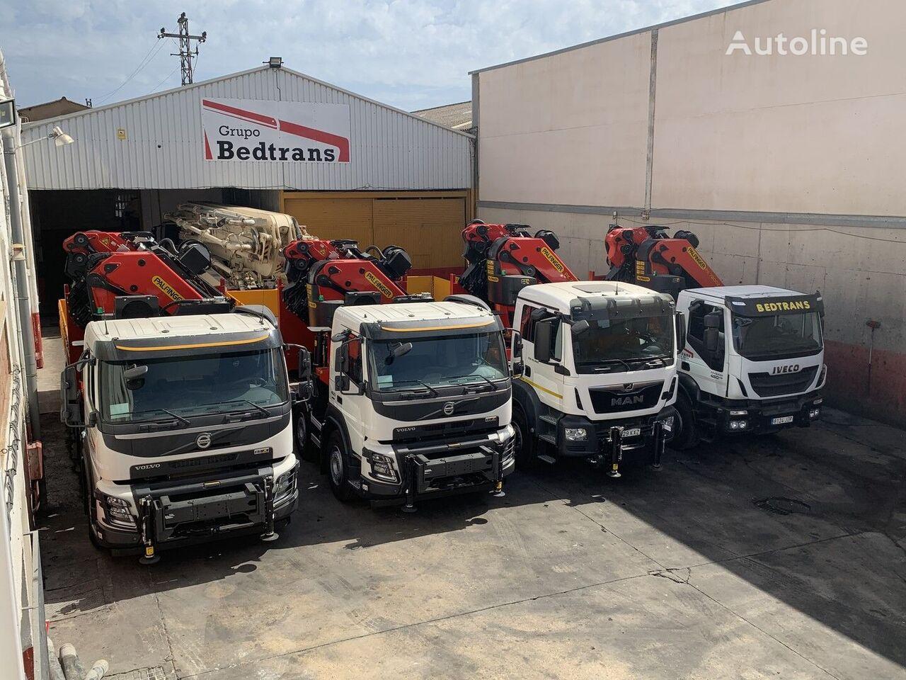MERCEDES-BENZ AROCS 500 flatbed truck