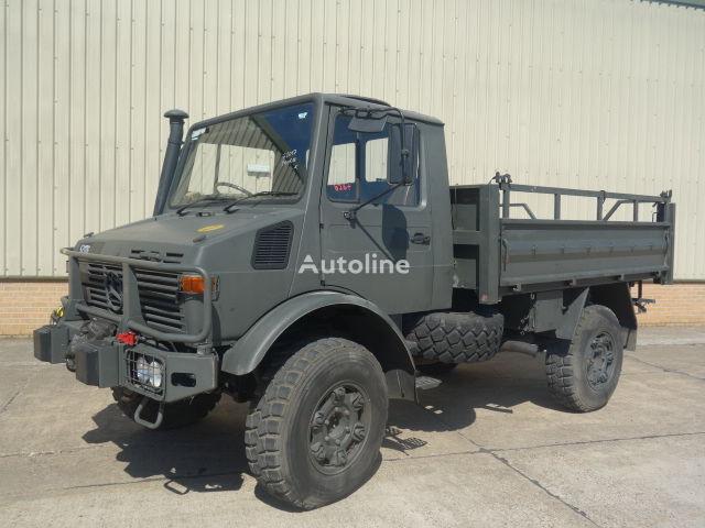MERCEDES-BENZ Unimog U1300L flatbed truck