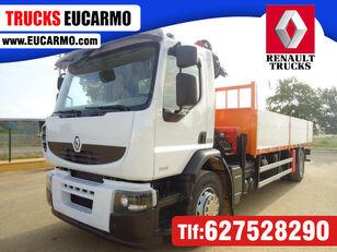RENAULT MIDLUM 280 DXI flatbed truck